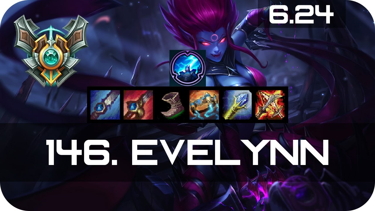 Build Evelynn Jungle