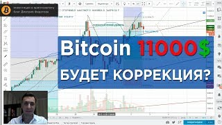 видео биткоин анализ