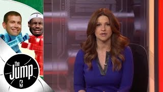 Rachel Nichols: Cavaliers on the ropes after Celtics gut punch | The Jump | ESPN