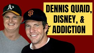 Jim Morris, The Rookie Talks About Dennis Quaid, Disney, & His Addiction