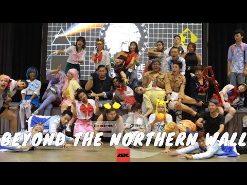 """Beyond the Northern Wall"" at Anime Expo 2015 (The Corps Dance Crew)"
