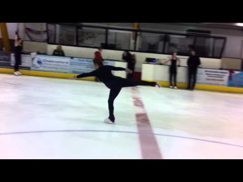 Adult Beginner Skating, Jan. 22, 2015. from YouTube · Duration:  1 minutes 15 seconds