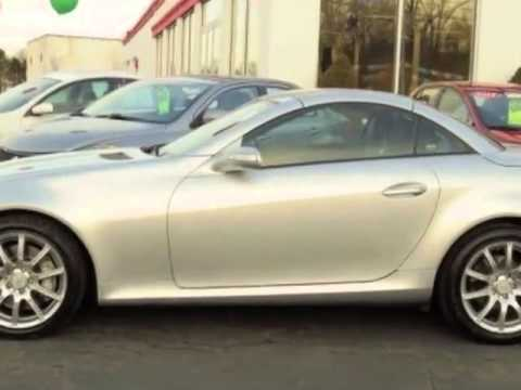 2005 Mercedes-Benz SLK-Class SLK350 Convertible - Portsmouth, NH