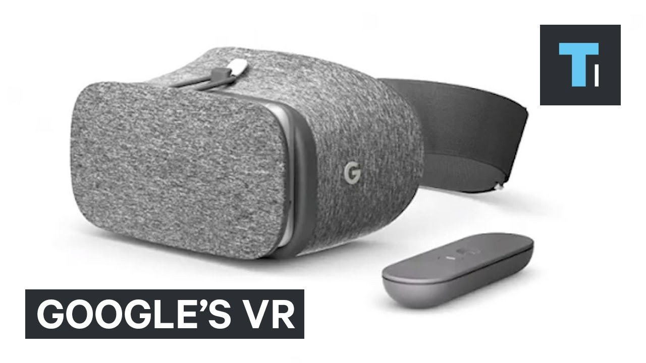 Google debuted its virtual reality headset