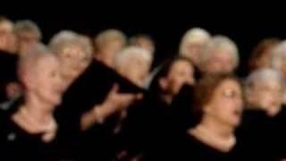 "Village Voices & Harmony Grits perform ""Dixie"""