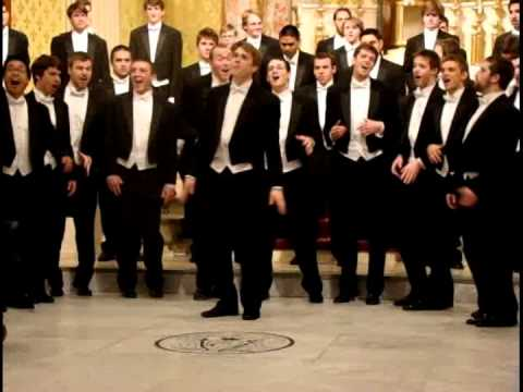 Image result for university of notre dame glee club