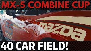 Global Mazda Combine Cup @ Laguna Seca