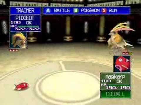 pokemon stadium 1 rom