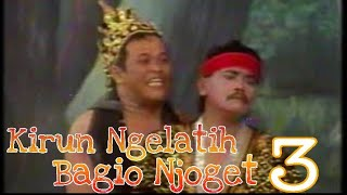 Download Kirun Ngelatih Bagio Njoget PART.3