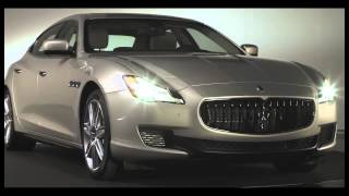 видео Модельный ряд автомобилей Maserati