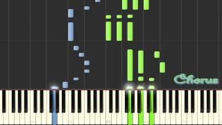 La bamba ( piano tutorial ) Los Lobos - Ritchie Valens
