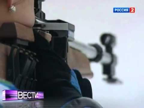Российские биатлонисты будут стрелять из новых винтовок