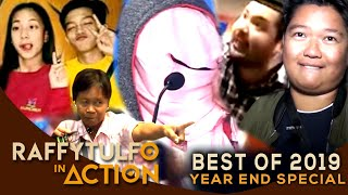 RAFFY TULFO IN ACTION BEST OF 2019!