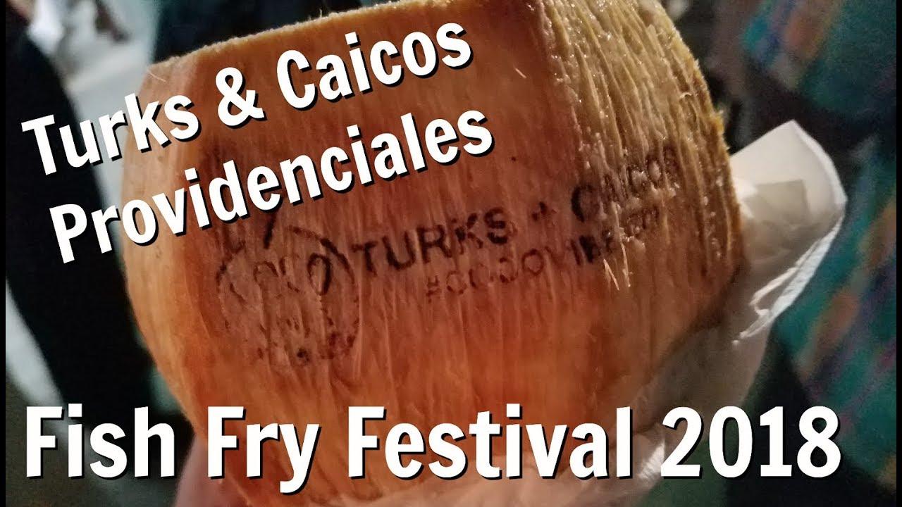 Travel: Turks & Caicos, Providenciales Fish Fry Evening Festival Event On Thursdays 2018