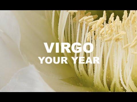 THE YEAR AHEAD - VIRGO - March 21 2017 - 2018