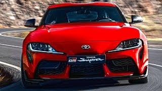 Обзор новой Toyota Supra 2019 // Clickoncar