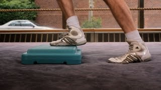Using a Step Box in Footwork Training | Boxing Lessons