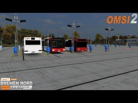 OMSI 2 - Bremen-Nord 🔴LIVE