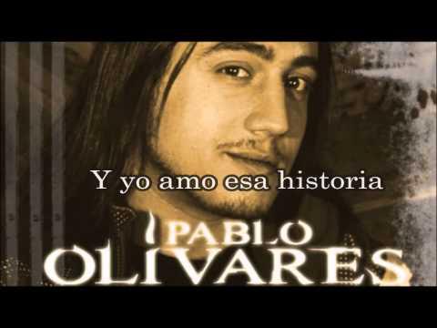 Pablo Olivares - La Historia de un Carpintero (Letra)