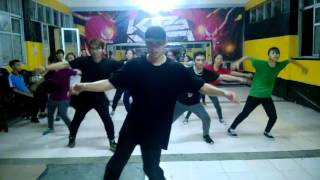 [Practice] Basic class | Toprock basic - Bboy Dũng diệu