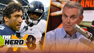 Download Seahawks and Ravens feel like SB teams, Colin on if Browns' issue is HC or Mayfield | NFL | THE HERD Mp3 and Videos