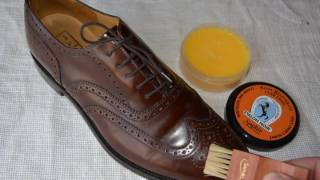 Реставрация царапин на обуви. Пошаговая инструкция(Краткая памятка о том, как нужно реставрировать царапины и трещины на обуви., 2016-05-11T17:00:04.000Z)