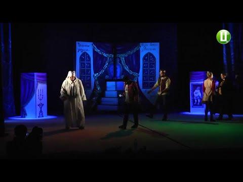 Поділля-центр: Прем'єра новорічної казки відбудеться у театрі.Ім.М.Старицького.