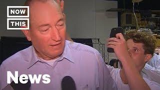 Eggboy Nails Australian Senator for Racist Comments | NowThis