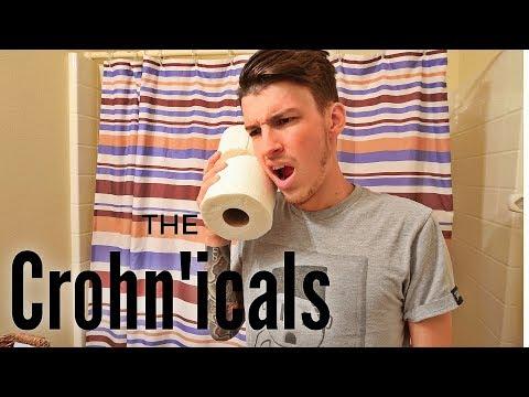 My Embarrassing Crohn's Stories