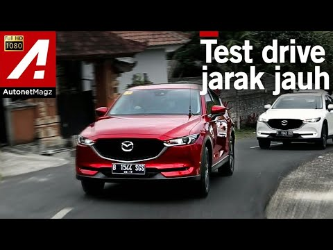 Mazda CX-5 2017 review & test drive by AutonetMagz - 동영상
