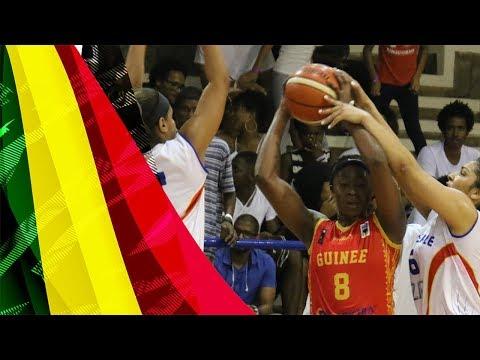 Guinea v Cape Verde - FIBA Women's AfroBasket