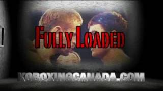 live boxing fully loaded 2012 march 23 edmonton ab canada