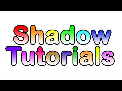 Tutorial Photoshop CC - Colorful Gradient Text