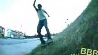 BBB Skateshop Commercial