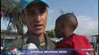 Capixbas no Haiti - Reportagem 05