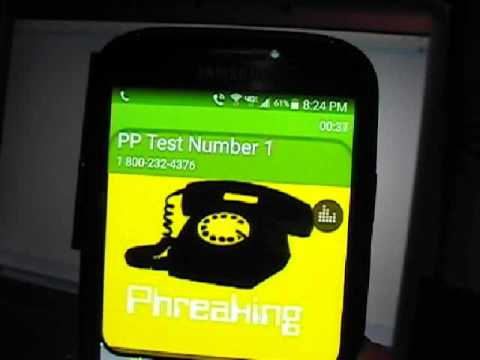 Phone Phreaking: Recorded Msgs, Test Numbers & Oddities