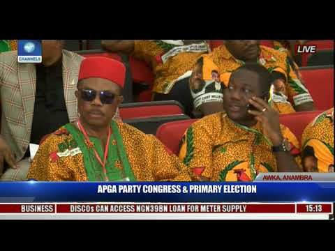 APGA Party Congress & Primary Election Pt.18 | Live Coverage