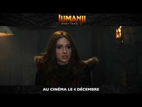 "Jumanji : Next Level - TV Spot ""New Rules"" 20s"