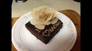 Mother's Day Chocolate Cake Decorating Ideas From Scratch