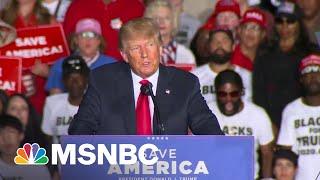 'Dangerous': Trump And GOP Push New Conspiracies After Sham Arizona Audit A Bust