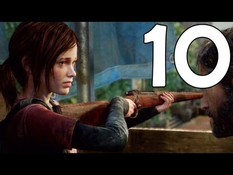 The Last Of Us - Survivor Difficulty Commentary Walkthrough - Part 10 - Ellie The Sniper