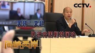 《海峡两岸》 20200120| CCTV中文国际