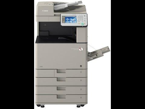 canon ir3320  color copier/zerox machine  General Service