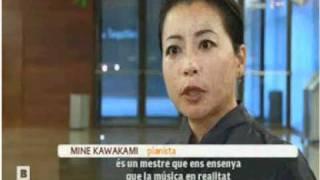 MINE KAWAKAMI - Barcelona Televisió (30-10-11)