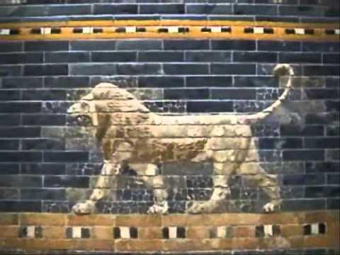 La Porta Di Ishtar Al Pergamon Museum Di Berlino Youtube