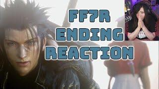 Final Fantasy Vii Remake Ending Reaction - I'm Still Shook From This  Chapter 18