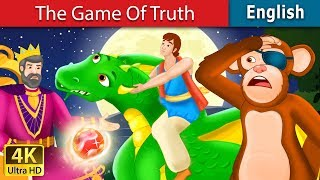 The Game of Truth Story in English | Mamanana Story | Stories for Teenagers | English Fairy Tales