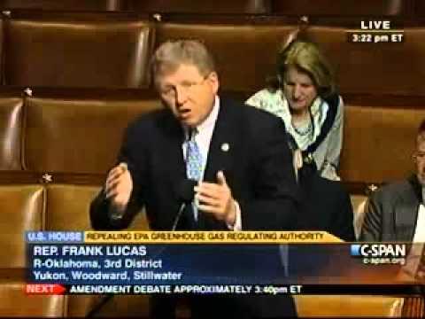 Chairman Lucas debates H.R. 910, Energy Tax Prevention Act