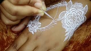 Download Lagu Henna pengantin simple design gulf mp3