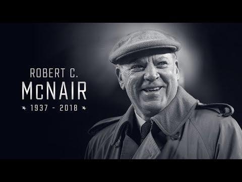 NFL Films: Robert C. McNair's lasting Houston legacy